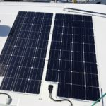 Solar panel roof Lagoon 42 2017