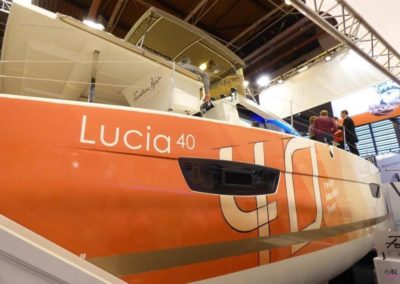 New Lucia 40 Fountaine Pajot - Elisir picture 16