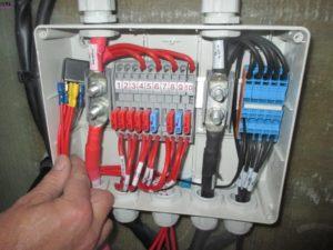 helia 44 installation electrique