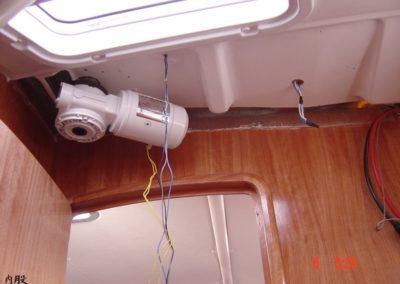 Électrification d'un winch