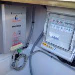 Fischer Panda Generator installation in the Lucia 40 N°01