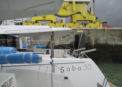 Chargement Saba 50