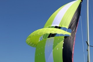 PARASAILOR NG : coloris Green passion