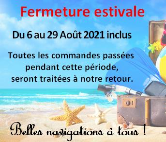 Fermeture ete 2021
